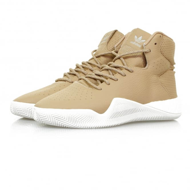 Adidas Originals Adidas Tubular Instinct Boost Chalk White Beige Shoe BB8400