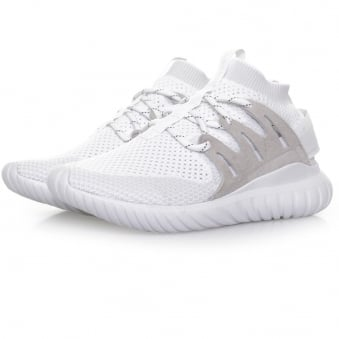 Adidas Tubular Nova PK White Shoes S80106