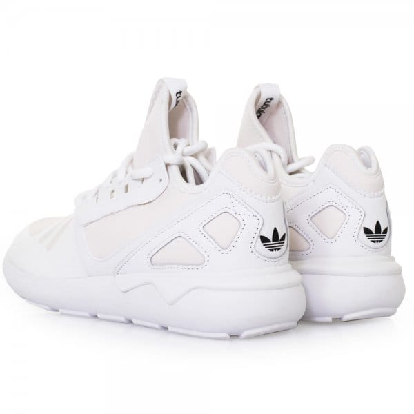 Adidas Tubular Runner White Trainers