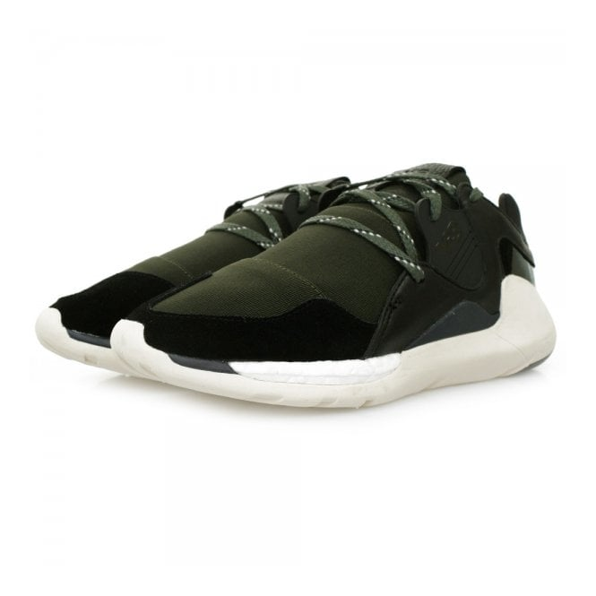 Adidas Y-3 Boost QR Green Black Shoes S77939