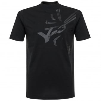 Adidas Y-3 Galaxy Black T-Shirt BS3429