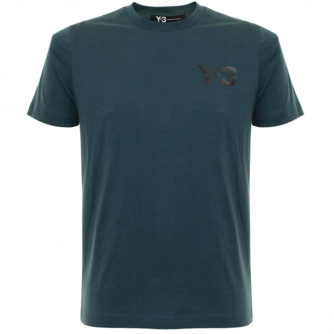 Adidas Y-3 M CL Short Sleeve Midnight T-Shirt B28224