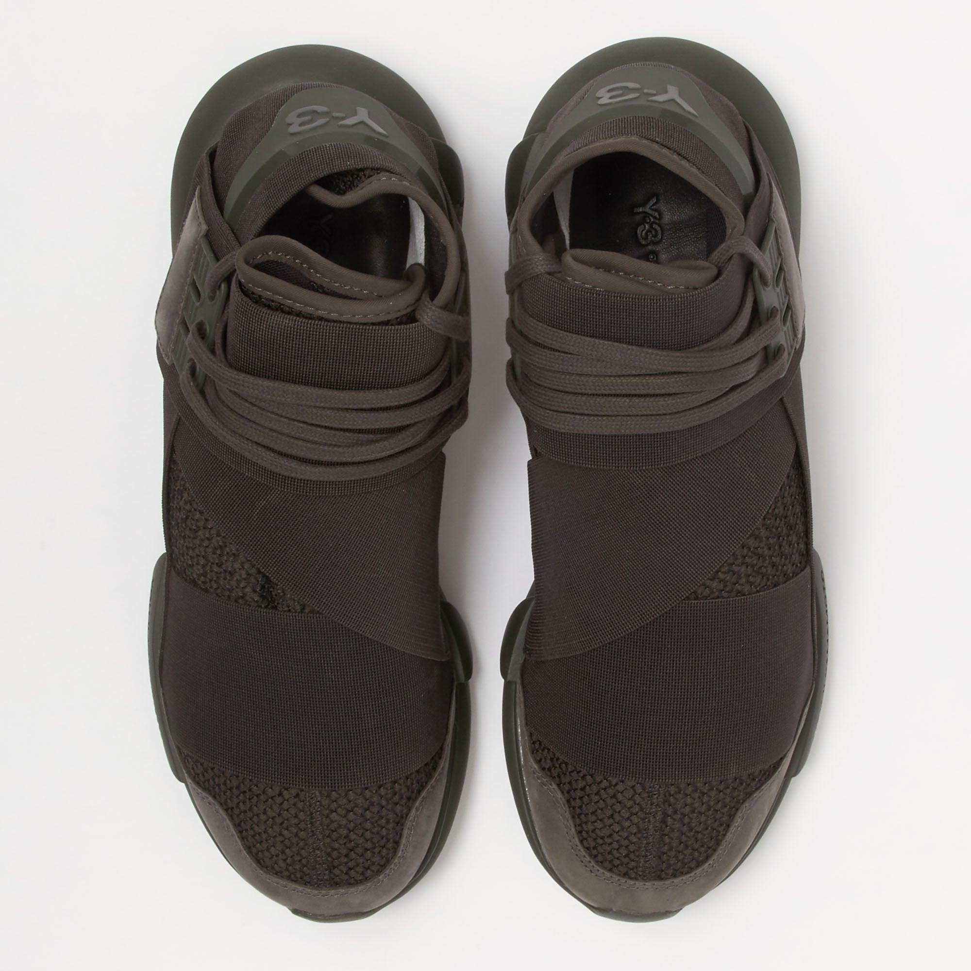 Adidas Y-3 Qasa High Black Olive