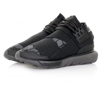Adidas Y-3 Qasa High Utility Black Shoe S82123