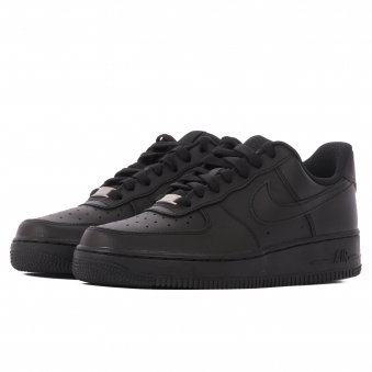 68304cedc Air Force 1  07 - Black