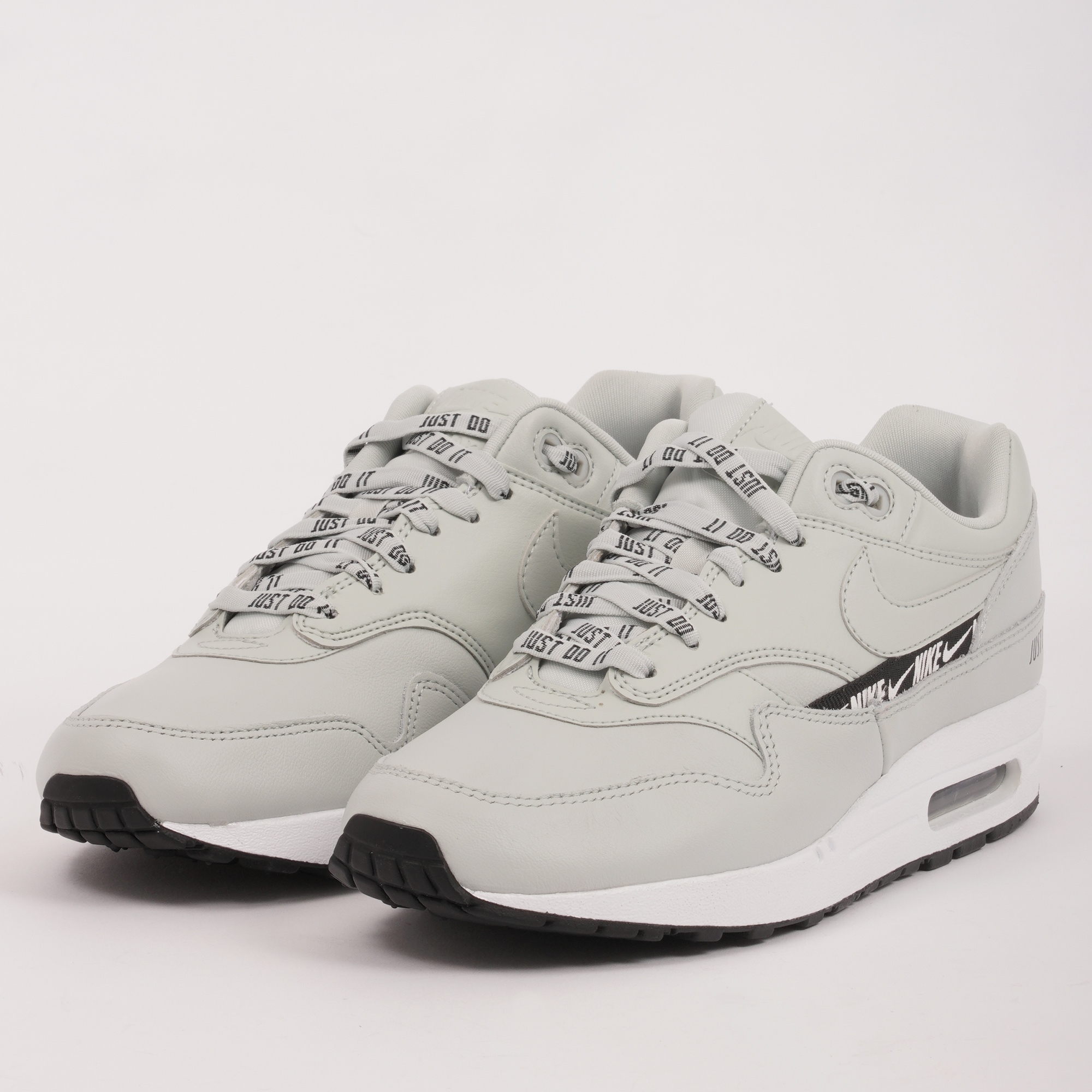 Nike Womens Air Max 1 SE Overbranded Silver