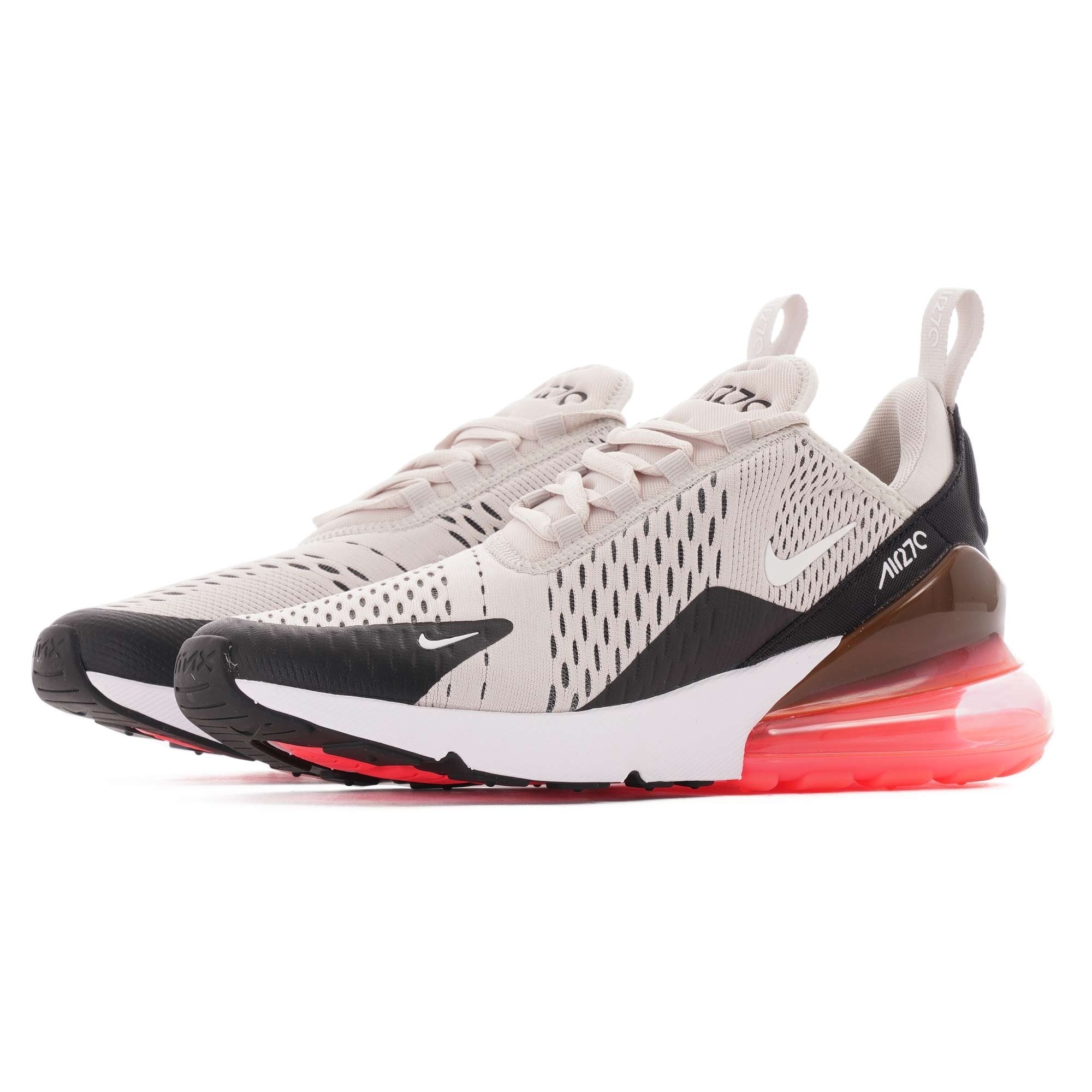 buy popular d767f 726cf Air Max 270 - Light Bone/Pink