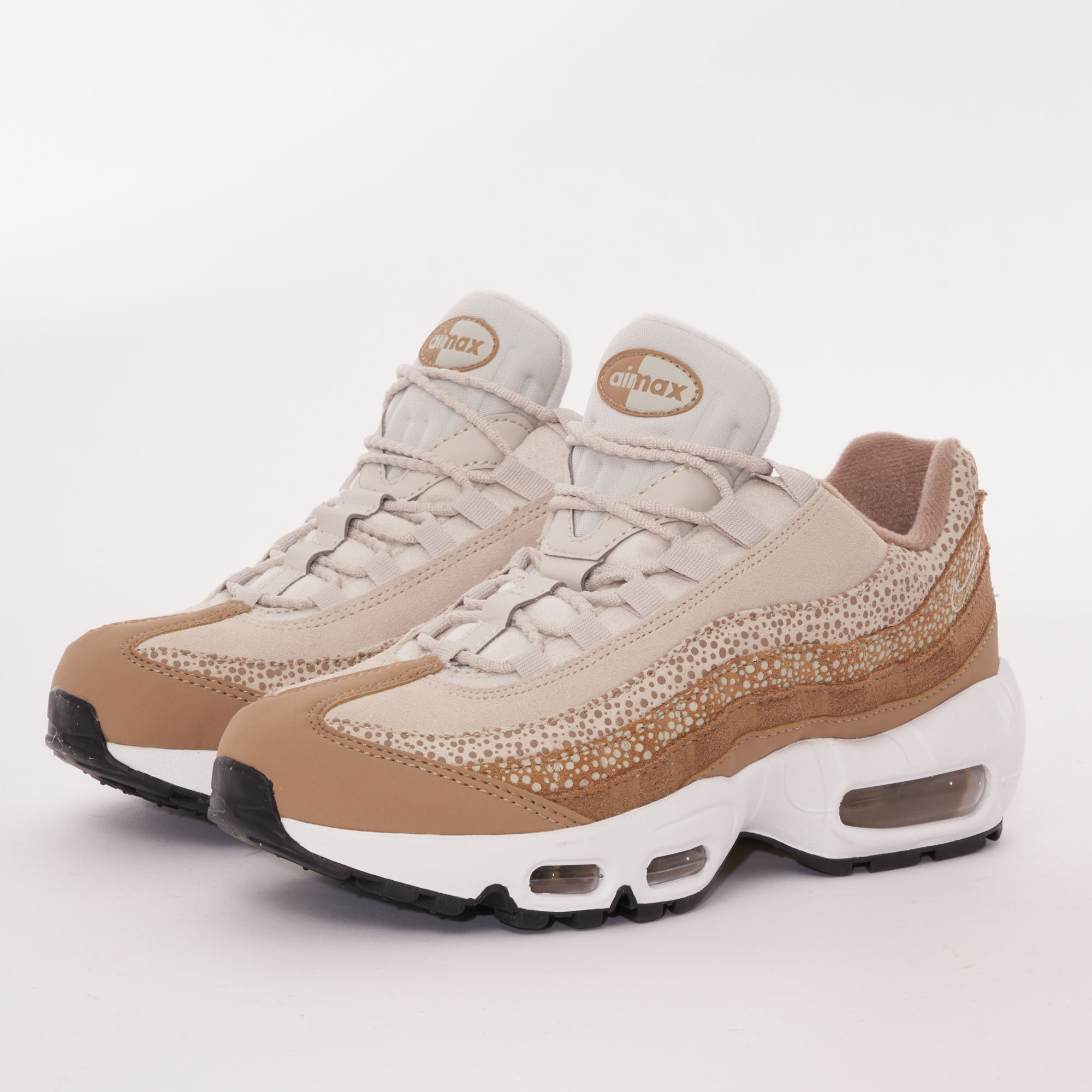 pretty nice b1340 968dc Air Max 95 Premium - Canteen, Light Bone & Black