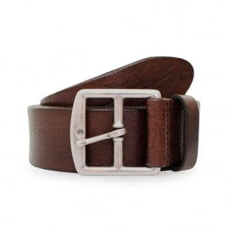 Anderson's Grain Brown Leather Belt A/2683 PL100 N1