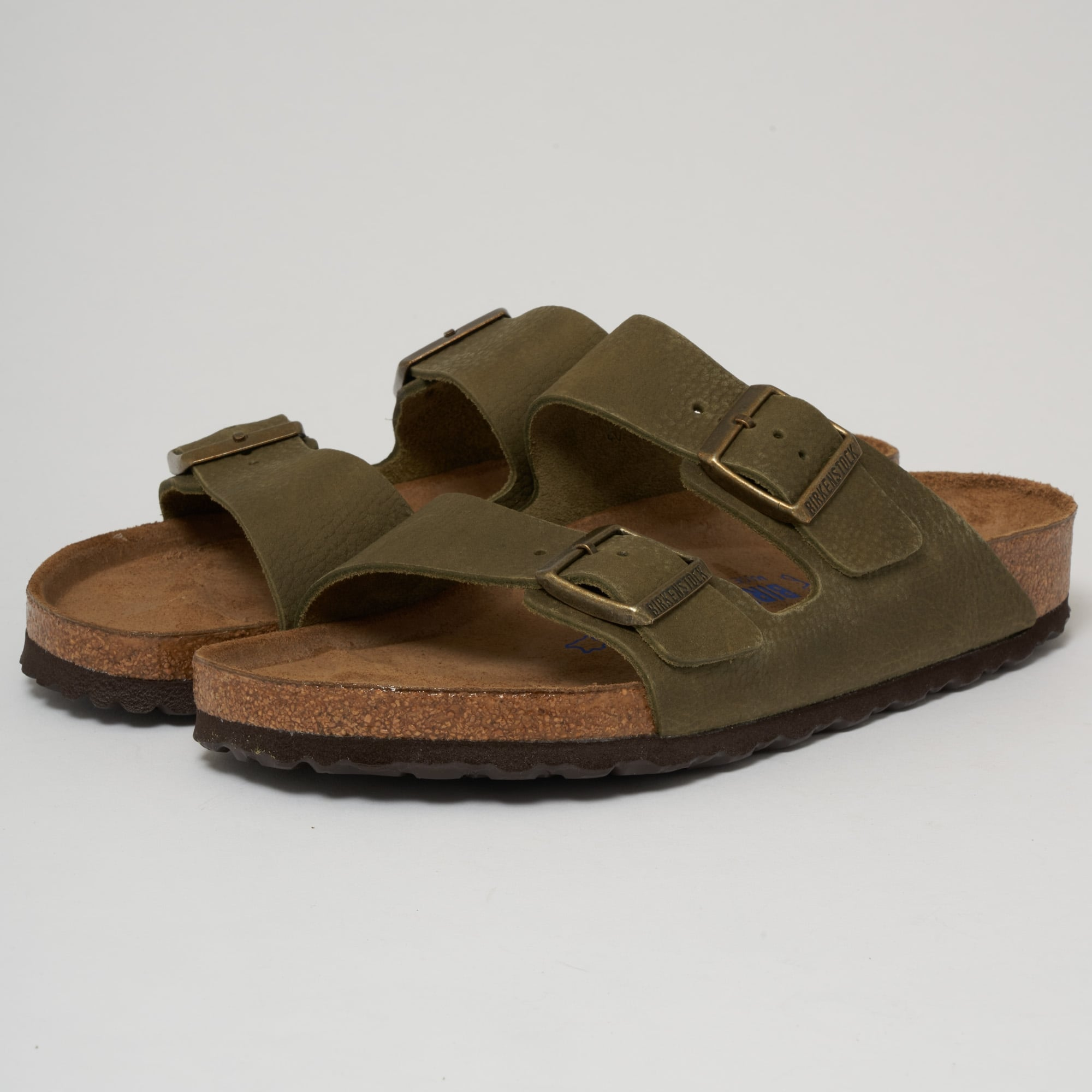 4ad1e313c Birkenstock Arizona Sandals Steer Khaki