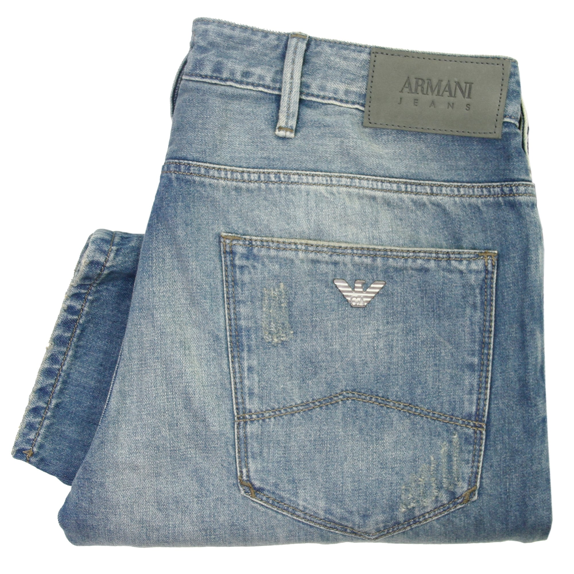 huge selection of d2444 254dd Armani Jeans Armani Jeans J06 Denim Jeans 6DACZ