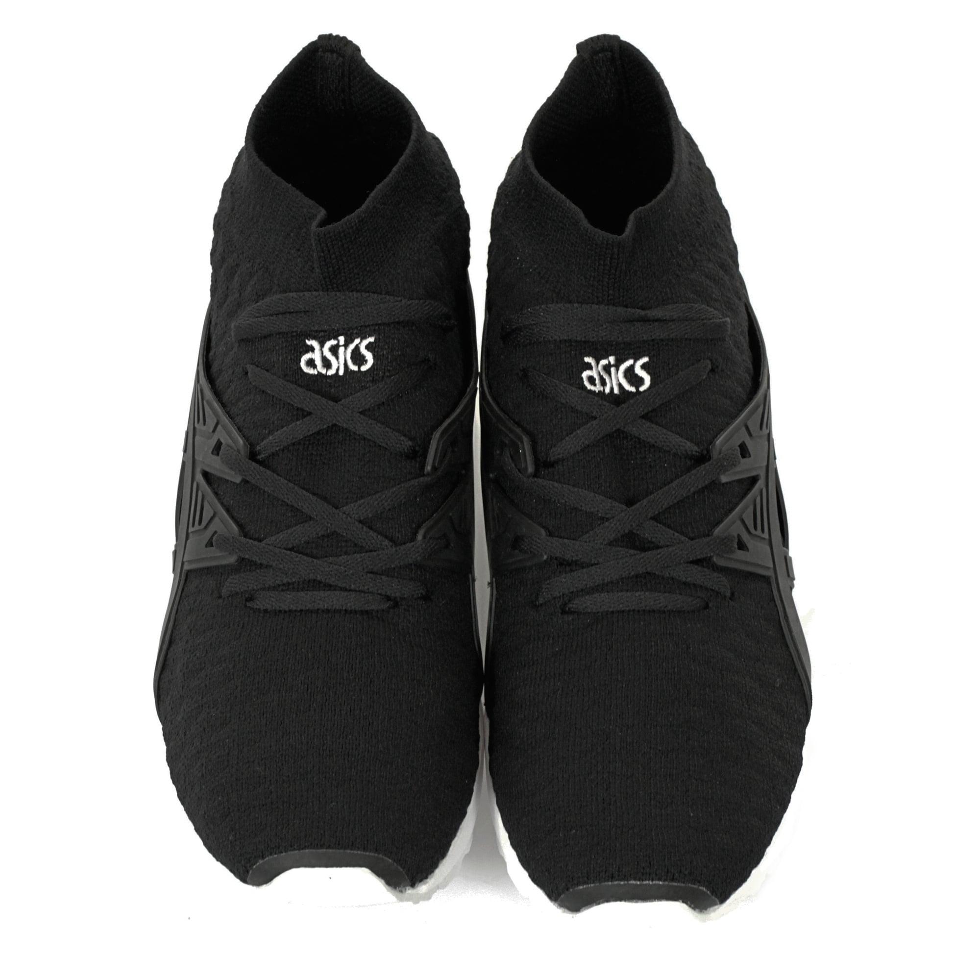 best service 9d020 7bb6e Asics Asics Gel-Kayano Knit Black Shoe H7P4N 9090