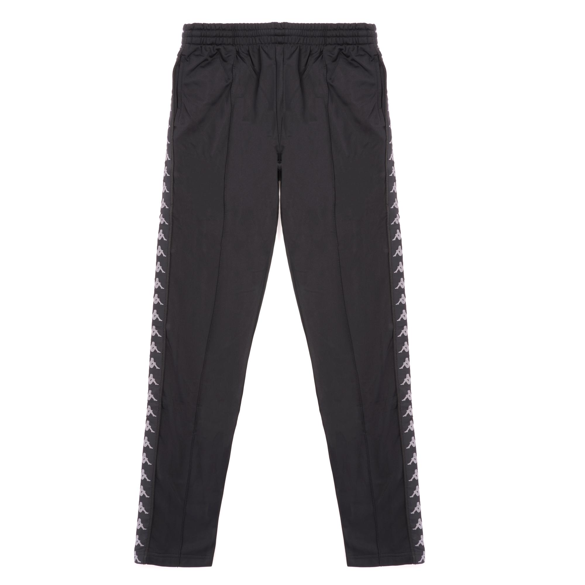 7783572d3d6 Kappa Astoria Track Pants | Black | 303KUE0-C23