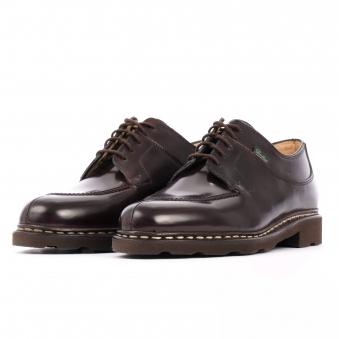 b7c183910c7d Avignon Cordovan Leather Derby Shoes - Bordeaux
