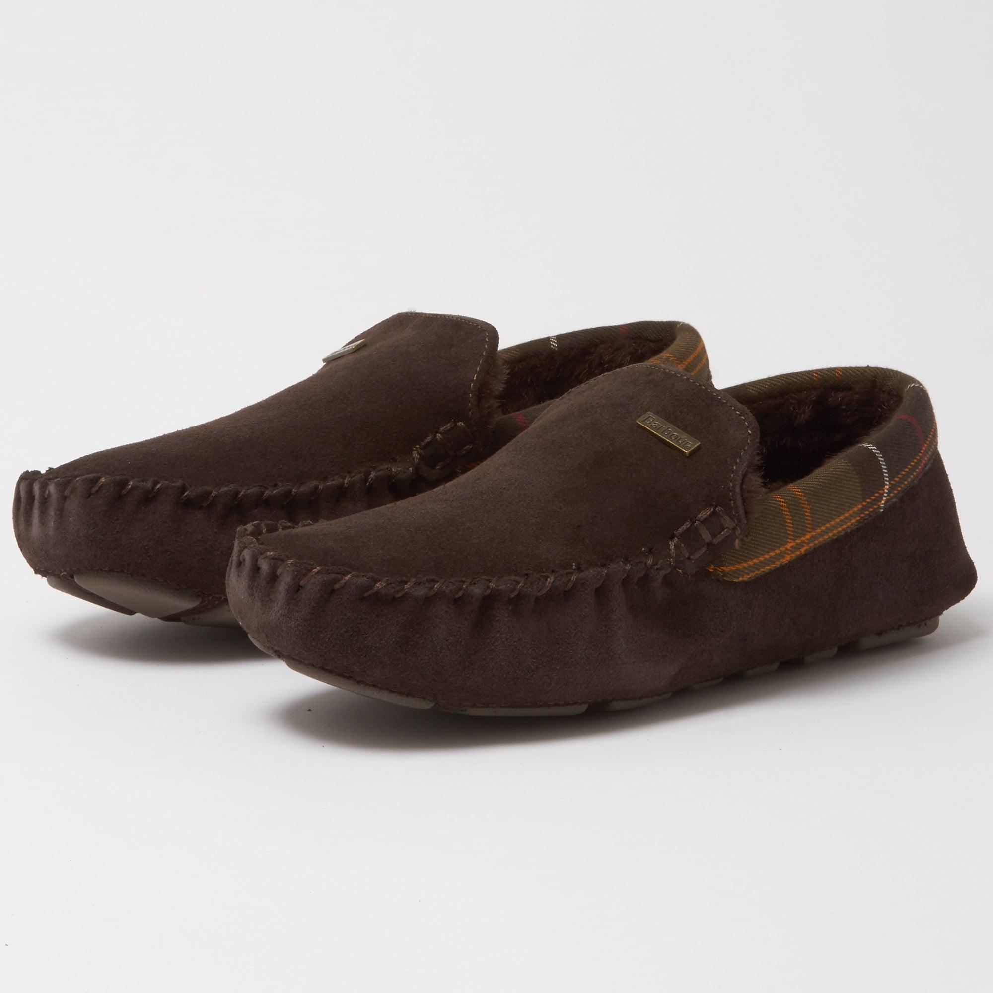 Barbour Footwear Monty Brown Shoes MFO0217BR51