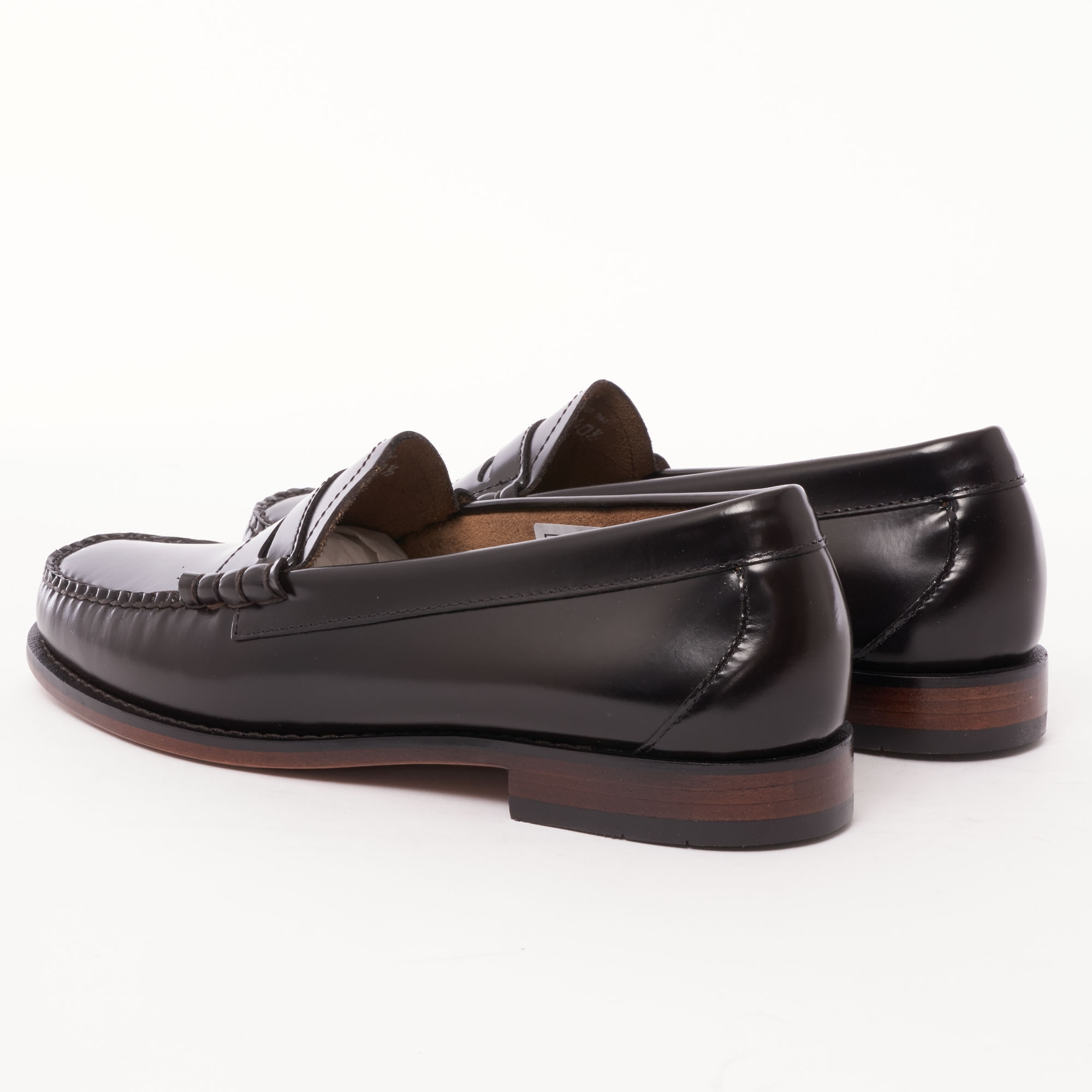 b34031df685 Bass Weejuns Larson Moc Penny Loafer