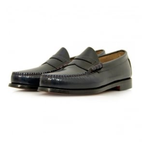 Bass x William Fox & Sons Larson 2 Navy Shoes 66847