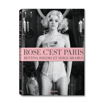 Bettina Rheims, Serge Bramly, Rose C'est Paris - 2CB1151