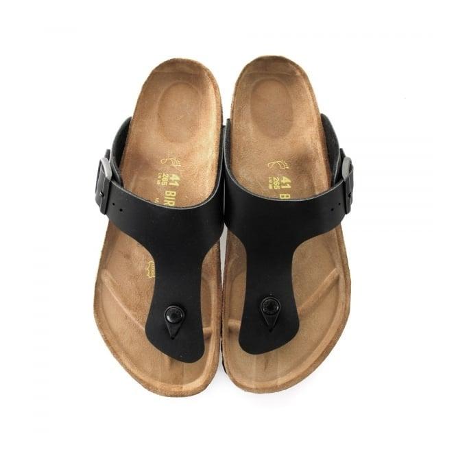 692a7efd04fc Birkenstock Ramses Black Sandals 0044791