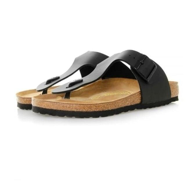 3514d80f0c4a Birkenstock Ramses Black Sandals 0044791