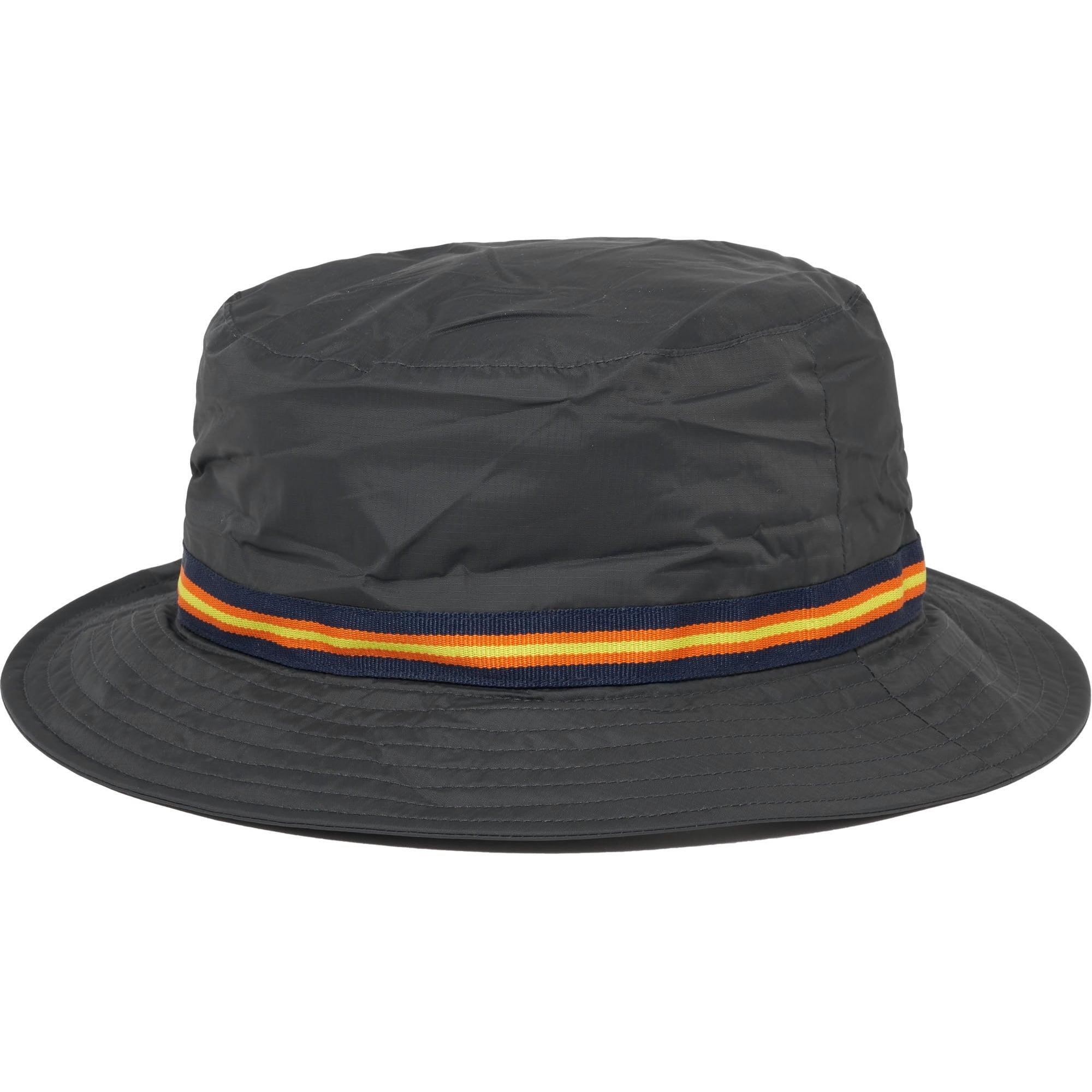 K-Way Black Le Vrai Pascal 3.0 Packable Hat  c41ffbab57a