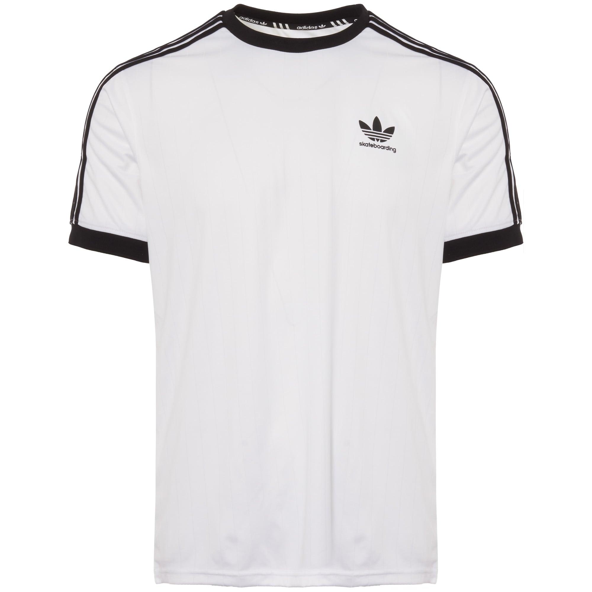 c1eaaccb5 Adidas White Clima Club Jersey CF5797 | Stuarts London