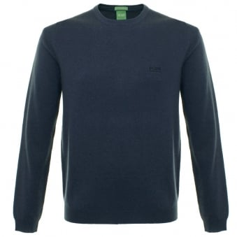 Boss Green C-Cecil Navy Jumper 50323959
