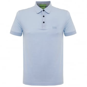 Boss Green C-Firenze Sky blue Polo Shirts Bgrn.503