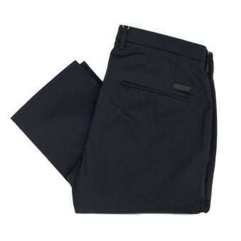 Boss Green C-Rice 1-1-W Navy Chino Trousers 50308295