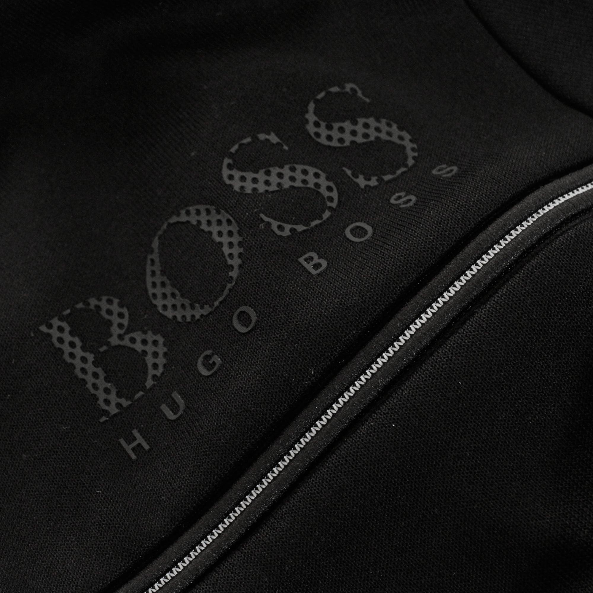 439bb85abd4e Hugo Boss Skaz Black Track Top 50324768