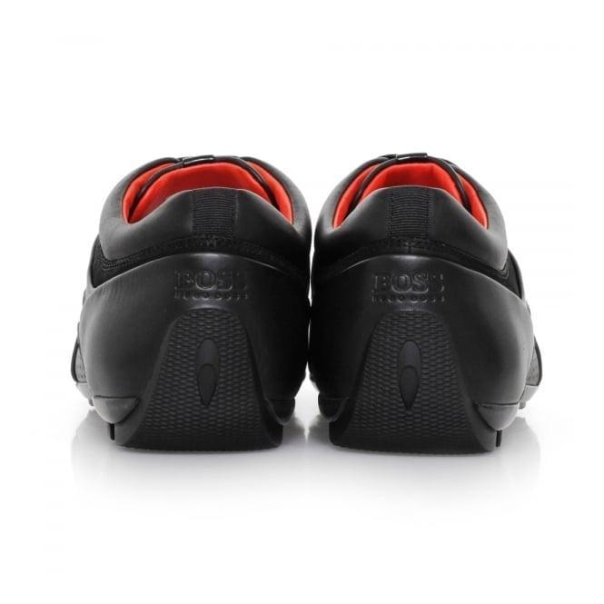 c12e1706 Hugo Boss Footwear Online | HB Racing Black Shoe