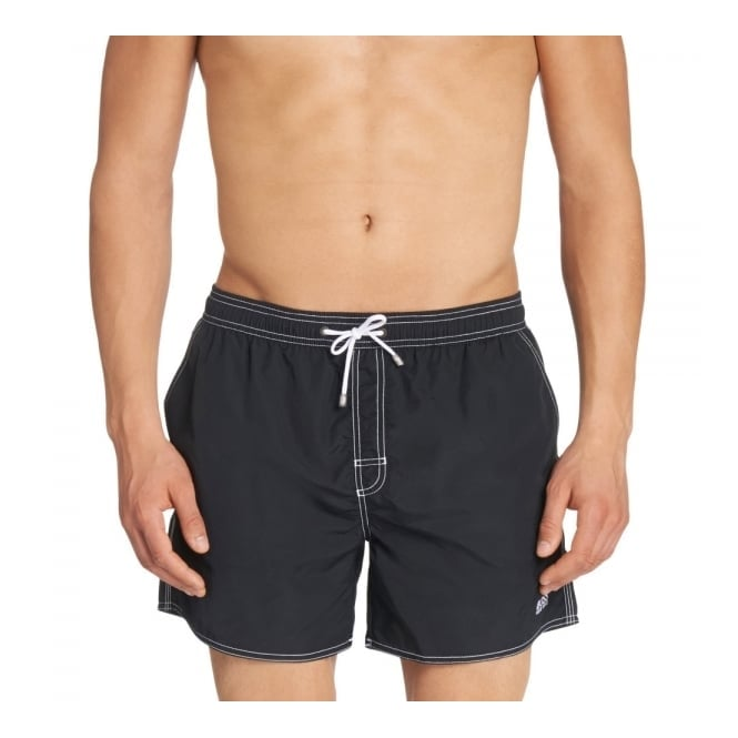 e8d765e911c41 Hugo Boss Lobster BM Navy Swim Shorts 50223685