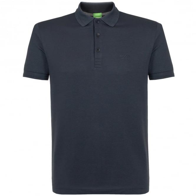 9197fa4f8 boss green uk parox navy blue polo shirt