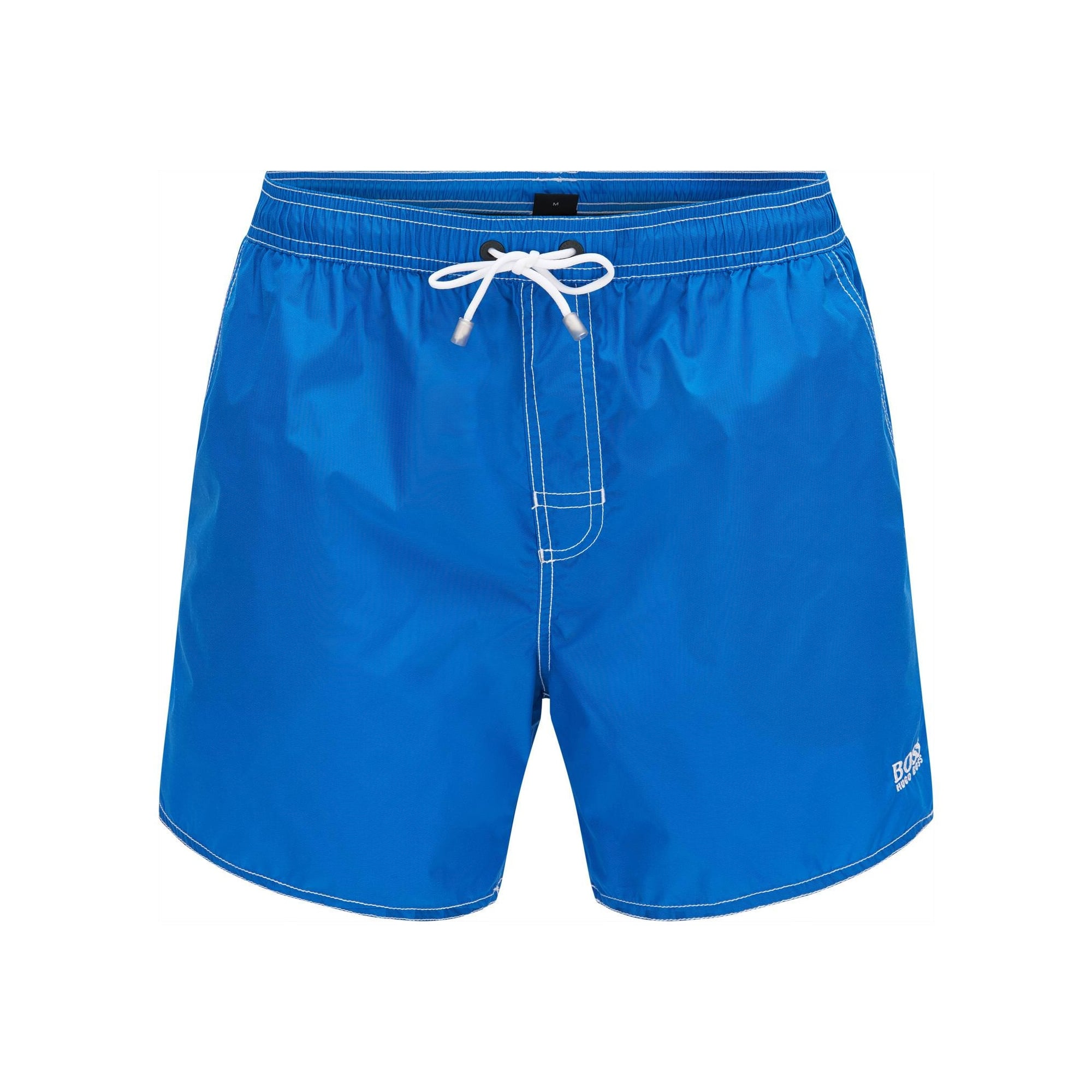 446e298ab04e6 Hugo Boss Lobster | Quick Dry Bright Blue Swim Shorts
