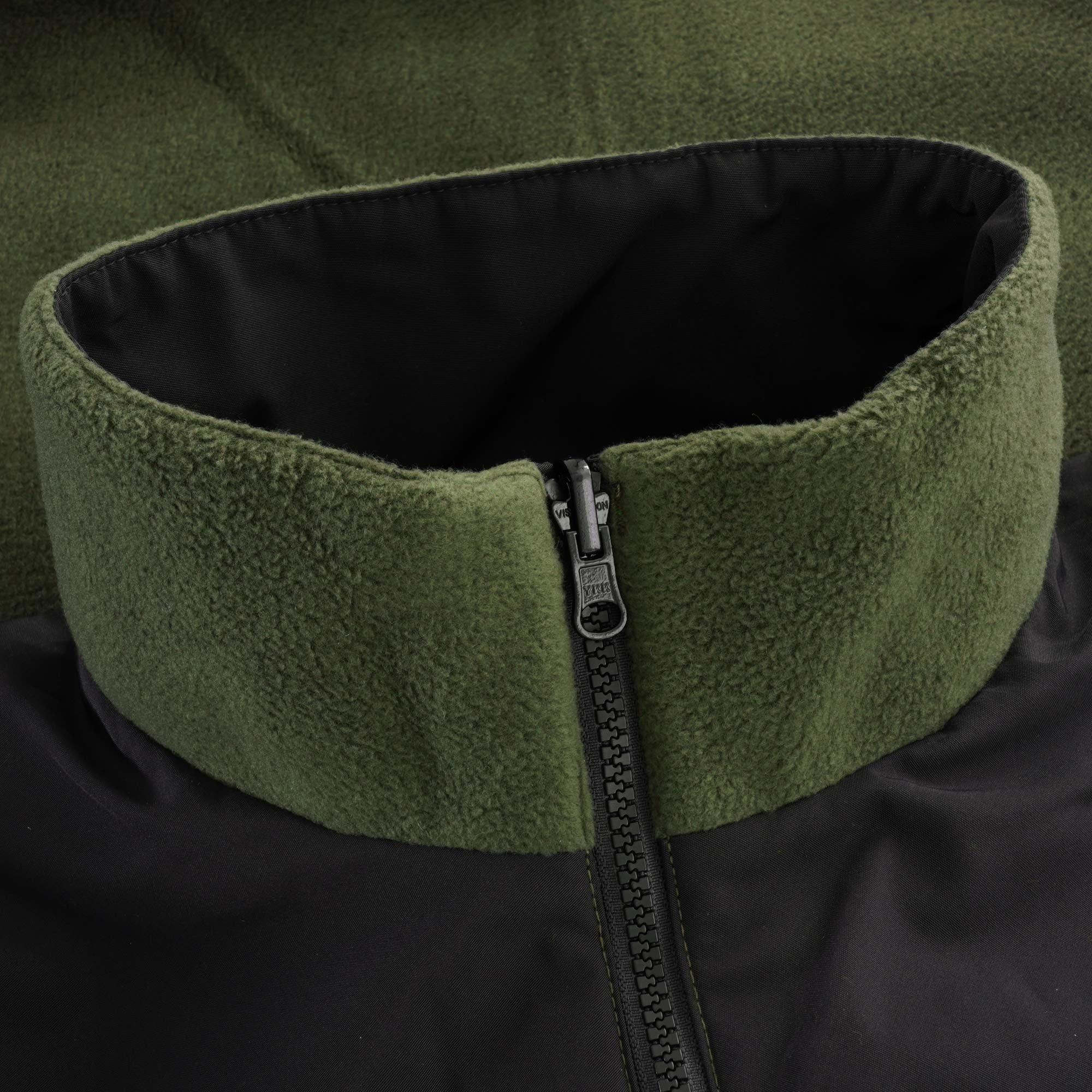 Carhartt Denby Reversible Jacket Black Cypress JANUARY SALE!