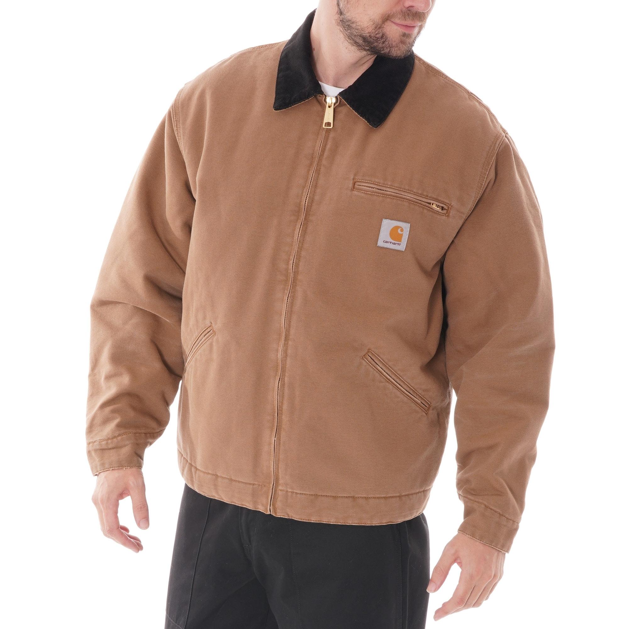 popular stores hot sale new high quality OG Detroit Jacket - Brown