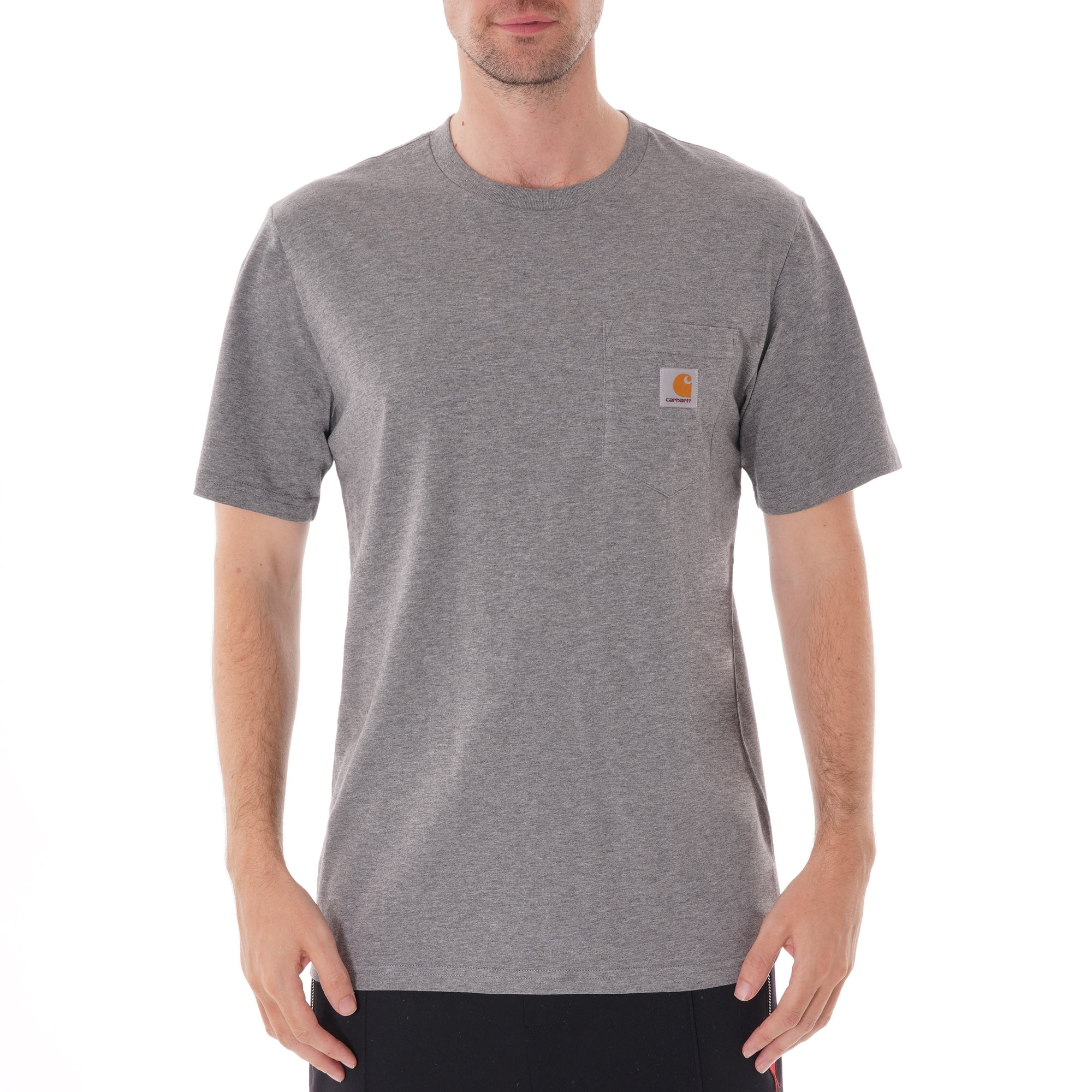 separation shoes first look great deals Pocket T-shirt - Grey