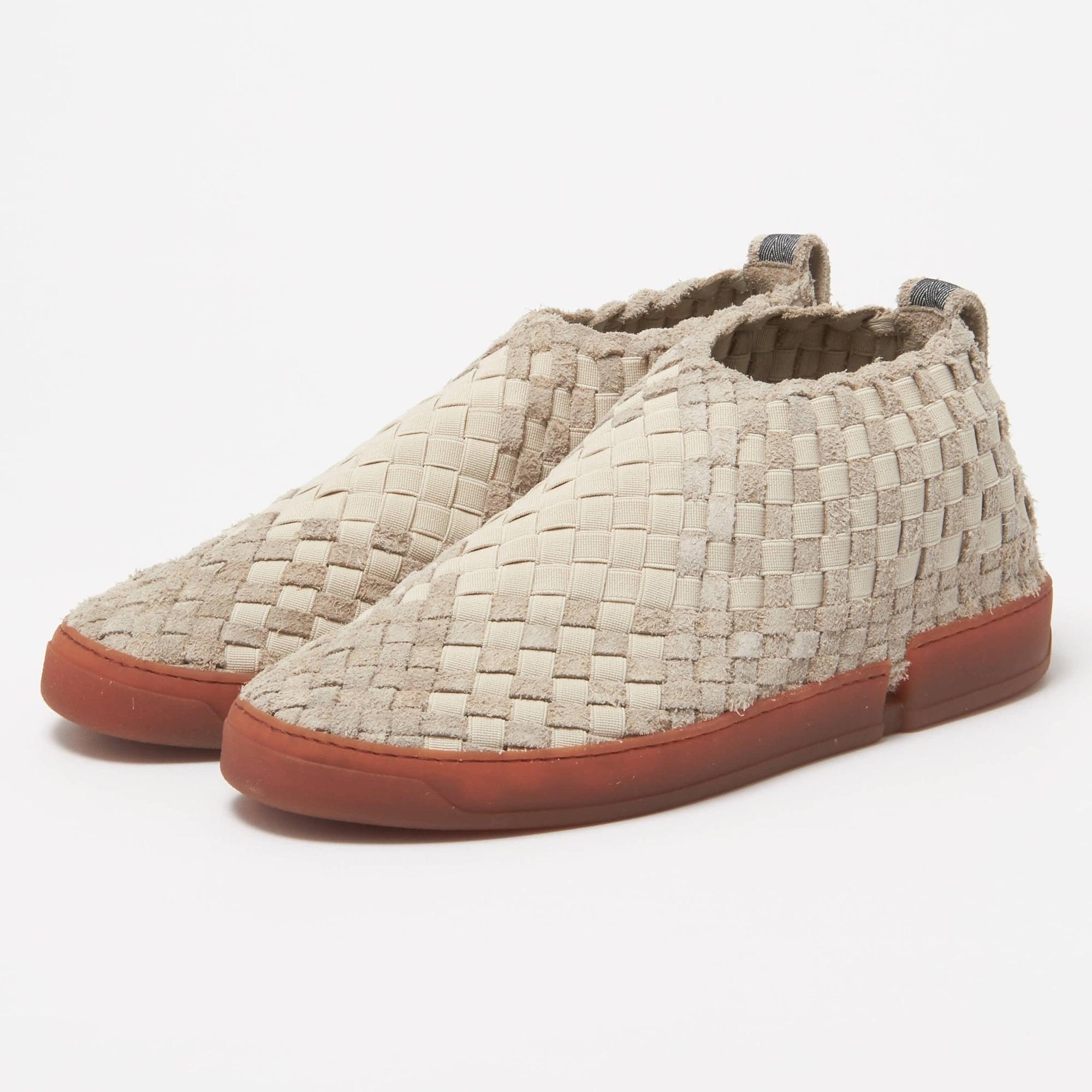 fc12a0733883 Casbia Man Reversed Buffalo Sand Shoe 731-3