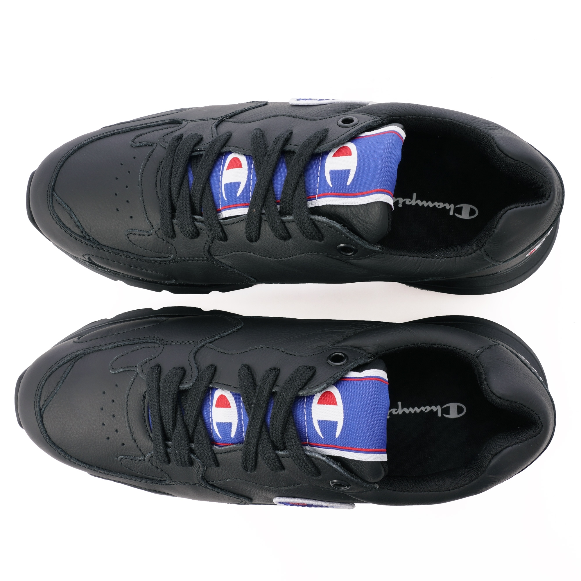 26a858ff7 Champion CWA-1 Leather Sneakers
