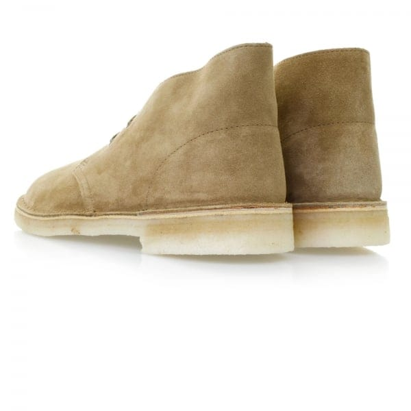 clarks originals desert boot oakwood suede boots