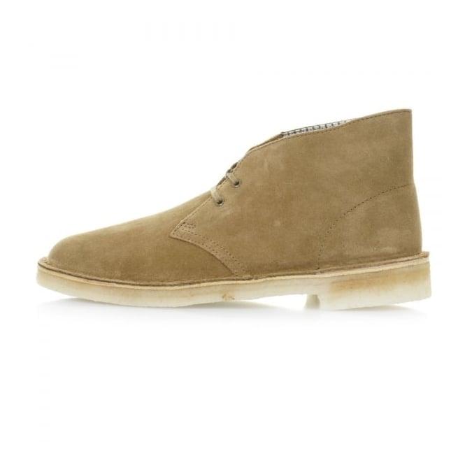 Clarks Originals Desert Boot Oakwood Suede Boots