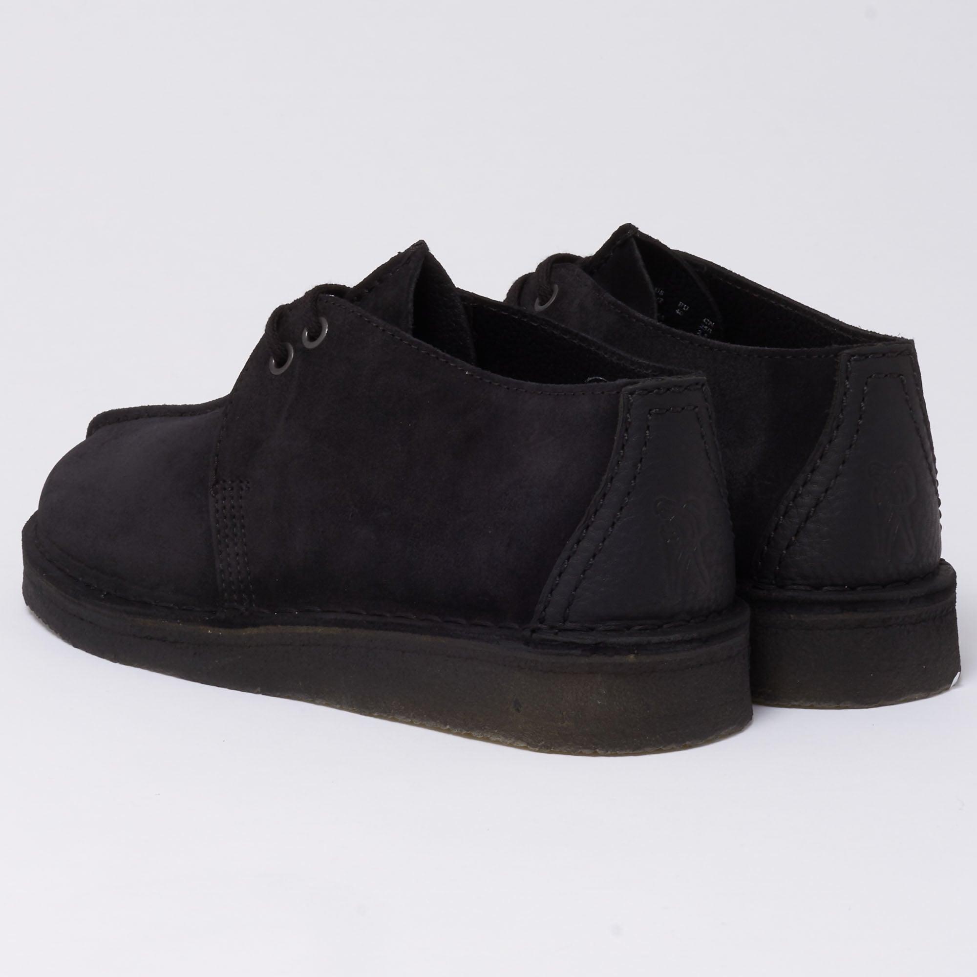 57d5521e6154 Desert Trek Shoe- Black