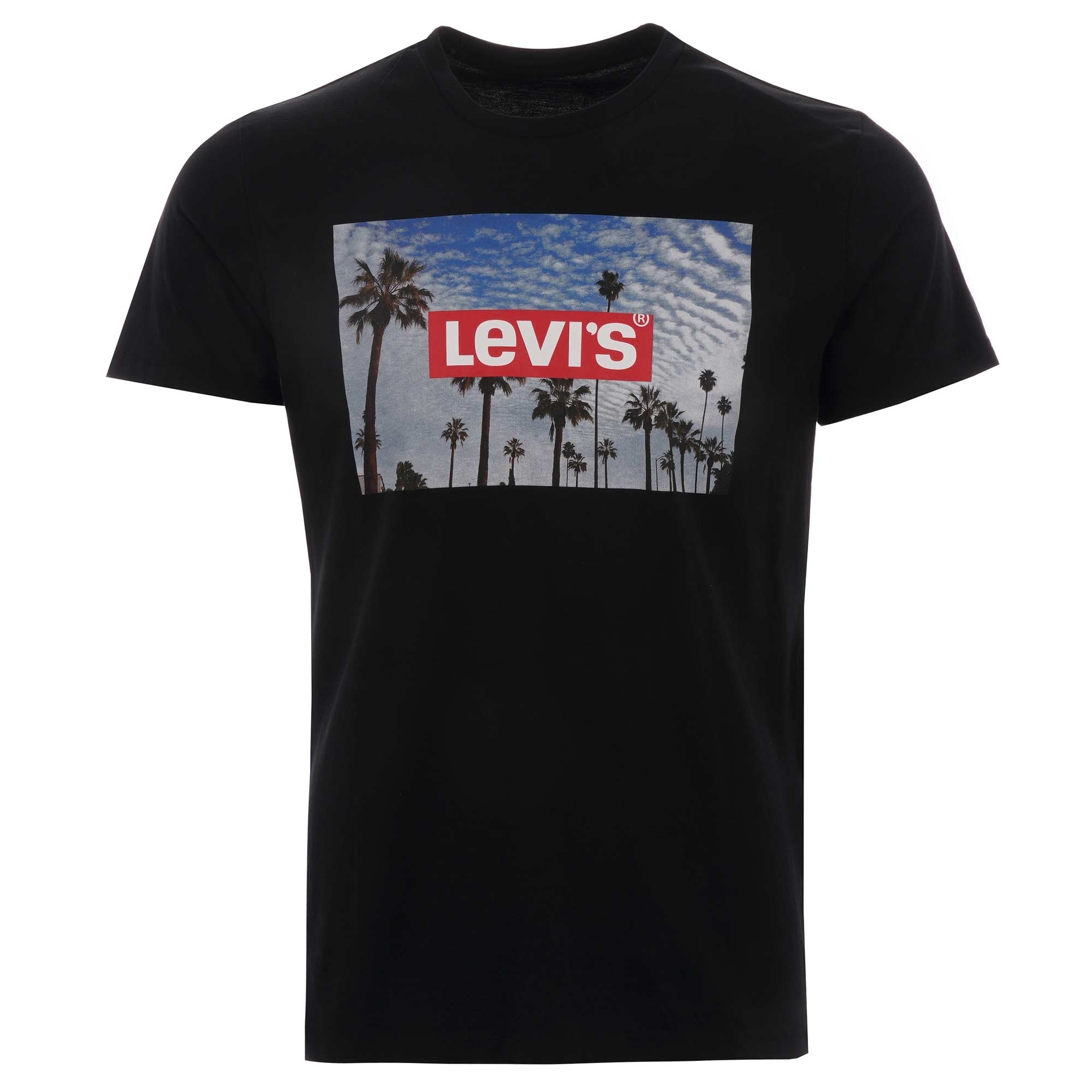 4f2884cffbc1 Levi's Classic Graphic T-Shirt | Black | 224910491