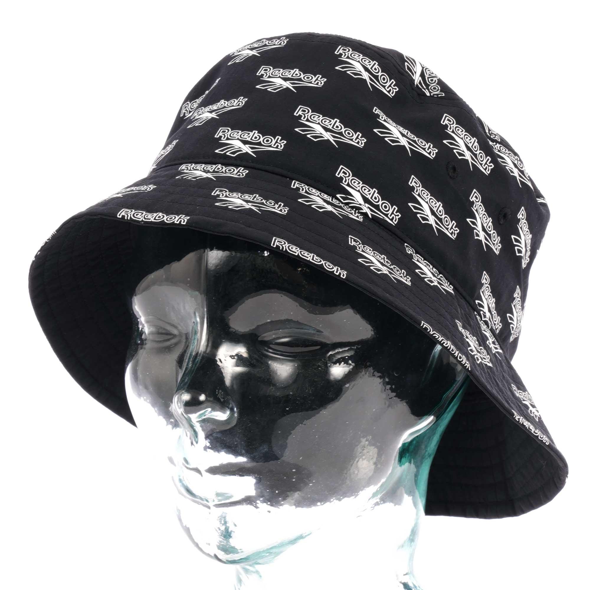 5347172d95596a Reebok Classic Vector Bucket Hat | Black | DU7326