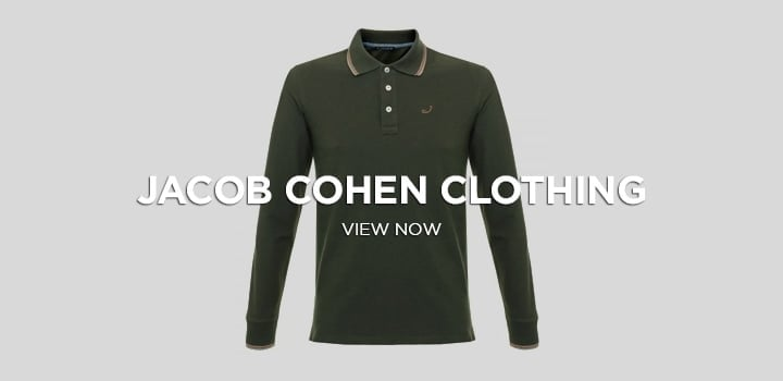 Jacob Cohën Polo- Shirts
