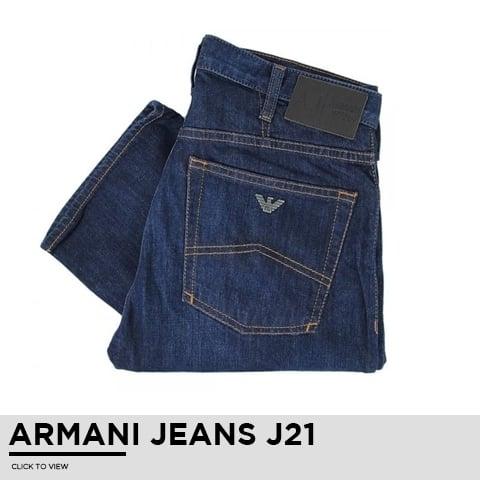 43c7c7ed75ede Armani Jeans Mens Denim Fit Guide