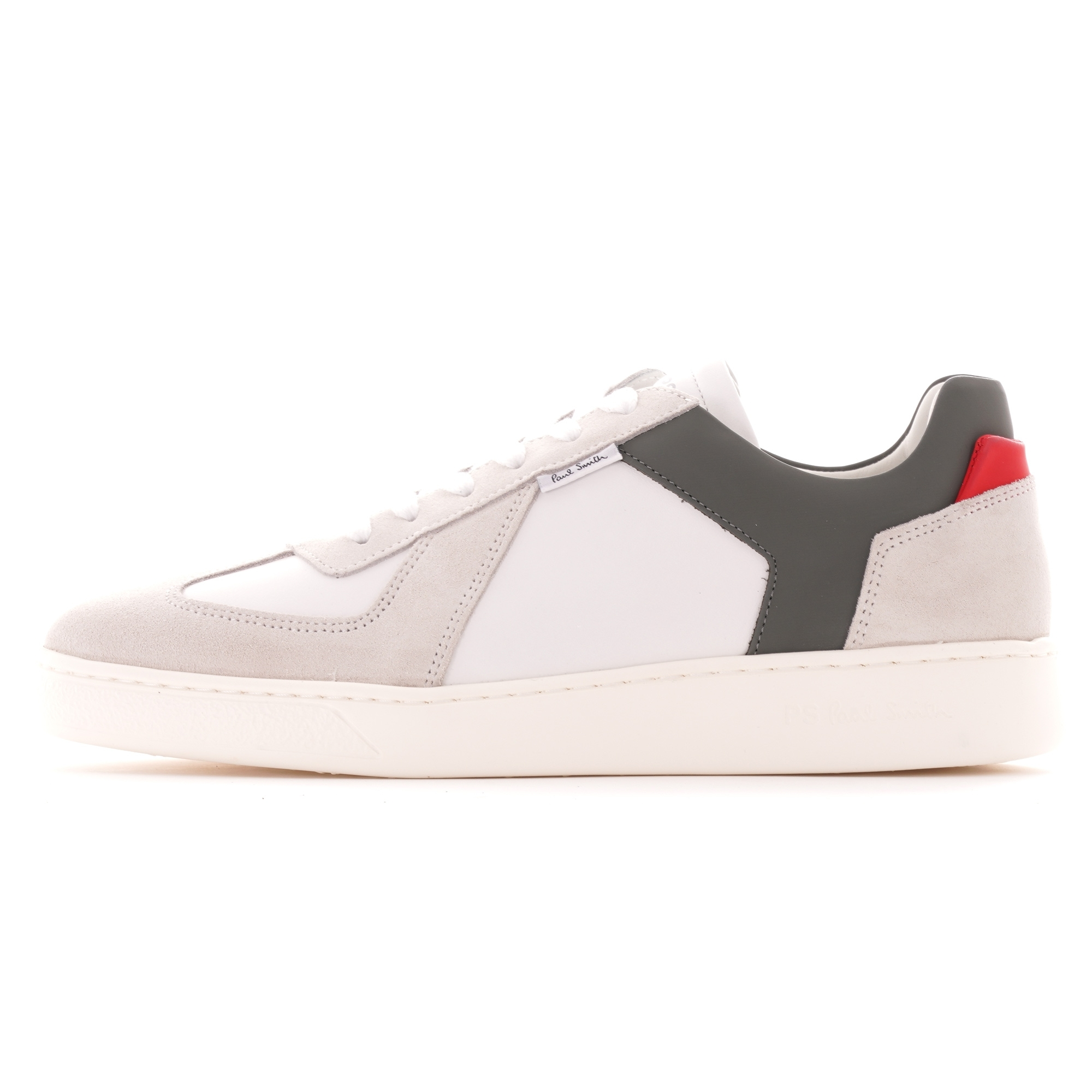 new concept low priced various design PS by Paul Smith Cross Sneakers   White   M2S-CRO01 01 CROSS
