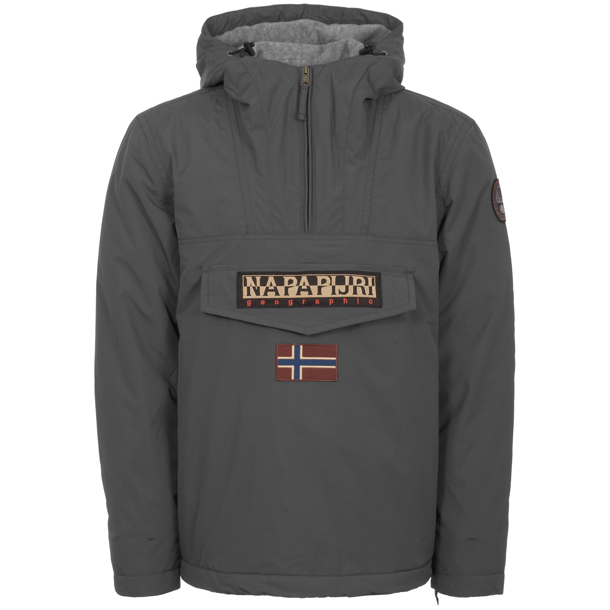 8399241a7a96 Napapijri Military Green Rainforest Winter Jacket N0YGNJ198