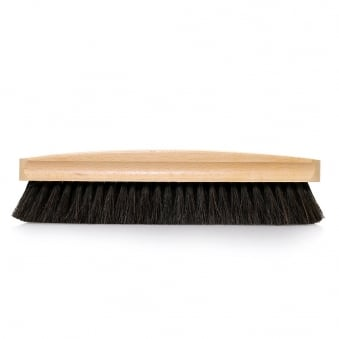 Dasco Shoecare Pure Horsehair Black Brush A5803-B