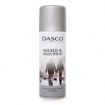 Dasco Waxed & Oiled Spray Shoecare A4010DNWS
